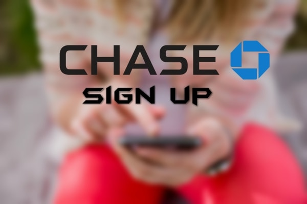 Chase Login Online Sign Up